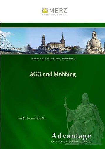 AGG und Mobbing - Anwaltskanzlei Merz - Dresden