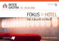 Ausstellerinformation - Messe Stuttgart
