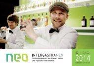 Intergastra NEO -- Layout -- 130408 1425.indd - Messe Stuttgart