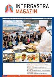 intergastra magazin - Messe Stuttgart