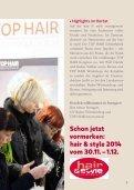 Das komplette Rahmenprogramm der hair & style ... - Messe Stuttgart - Page 3