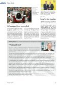 Message issue 3/2013 (PDF | 9 MB) - Messe Stuttgart - Page 6