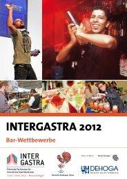 Bar-Wettbewerbe - Messe Stuttgart