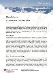 Klimabulletin_Oktober_2013.pdf, 3.2 MB - MeteoSchweiz - admin.ch