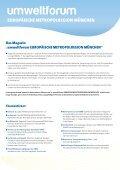 mehr Informationen - Europäische Metropolregion München - Page 2