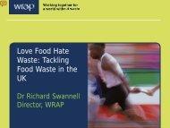 Love Food Hate Waste - Metro Vancouver