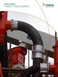 Trellex® Hose System - Metso