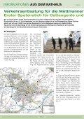 INFORMATIONEN AUS DEM RATHAUS - Stadt Mettmann - Seite 4