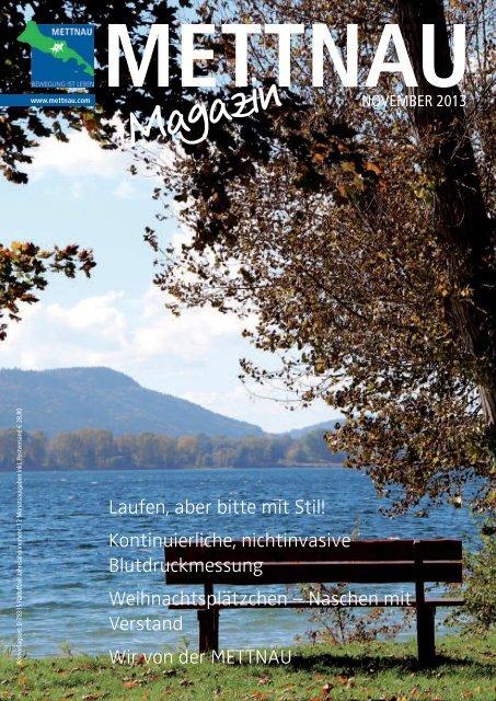 Ausgabe November 2013 - mettnau