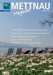 Ausgabe April 2013 - mettnau