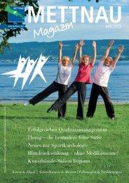 Ausgabe Mai 2013 - mettnau