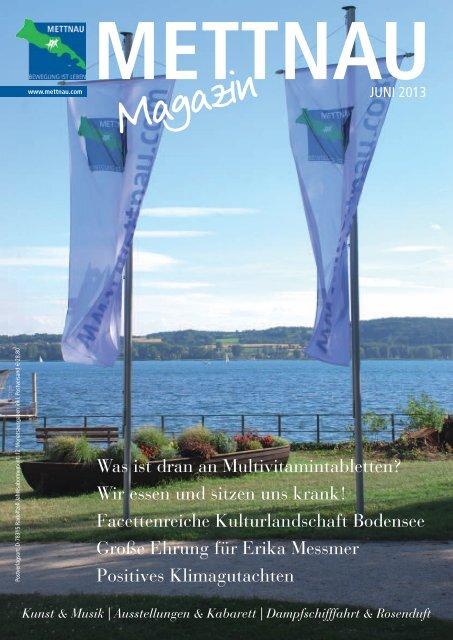 Ausgabe Juni 2013 - mettnau