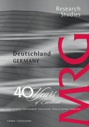 Deutschland 2013.indd - MRG