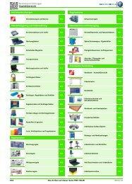 Kapitelübersicht Betriebseinrichtungen - Metzler