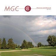 Muenchener_Golf_Zeitschrift_2013_April - Münchener Golf Club eV