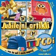 TEDi - Jubiläumsartikel - 30.04.2014 - SI