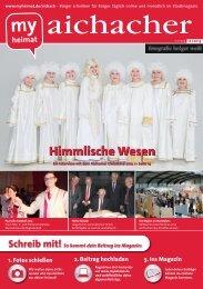 Aichacher Christkind 2013 - MH Bayern