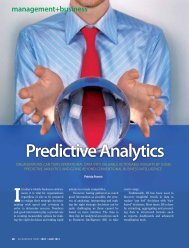 predictive analytics - Malaysian Institute of Accountants