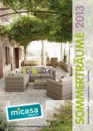 Sommerträume 2013 - Micasa