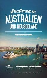 Studieren in Australien und Neuseeland