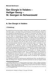 San Giorgio in Velabro – Heiliger Georg - michael-buhlmann.de