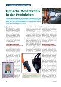 Sonderteil Optische Fertigungsmesstechnik - Micro-Epsilon ... - Seite 2