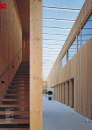 Holzarchitektur - Mikado