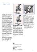 "Stereomikroskop ""Technival 2 / Citoval 2"" - Optik-Online - Seite 3"
