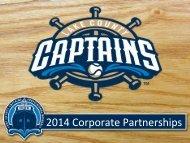 2014 Corporate Partnerships - MiLB.com