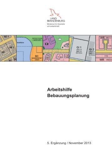 5. Ergänzung - Ministerium für Infrastruktur und Landwirtschaft