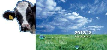 Jahresbericht 2012-2013 Teil 1 - Landesvereinigung der ...