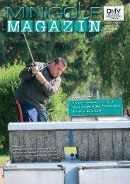 Ausgabe 3 herunterladen (PDF) - Deutscher Minigolfsport Verband