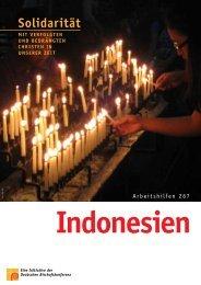Indonesien - Missio