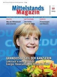 Linke - Mittelstandsmagazin