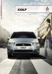 Fahrzeugbroschüre - Mitsubishi