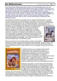 Der Wildwestroman - Mittelschulvorbereitung Deutsch