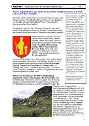 1 Andiast - kleines Bauerndorf an der Senda sursilvana www ...