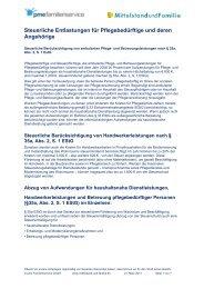 Absetzbarkeit_Pflegekosten.pdf (2,1 MB) - Mittelstand und Familie