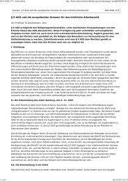 NZA 2008, 675 - beck-online - mittendrin und aussenvor