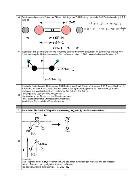 Rotationen - Mathematisch-Naturwissenschaftliche Fakultät - Ernst ...