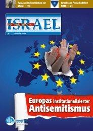 Antisemitismus - Missionswerk Mitternachtsruf