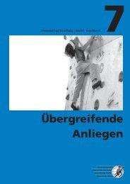 Lehrmittel Sporterziehung: Band 4 – Broschüre 7 - mobilesport.ch