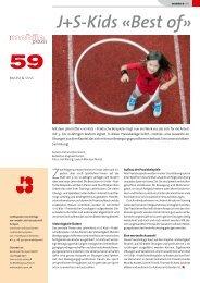 59 J+S-Kids «Best of - mobilesport.ch