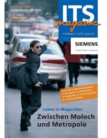 Zwischen Moloch und Metropole - Siemens Mobility