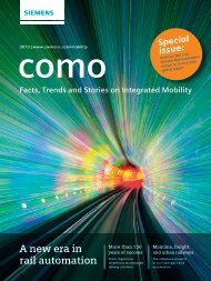 A new era in rail automation - Siemens Mobility