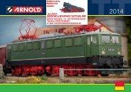 Arnold TT Neuheiten 2014 - Modellbahnstation