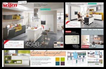 Color Concept 4298.- - Möbel Seifert
