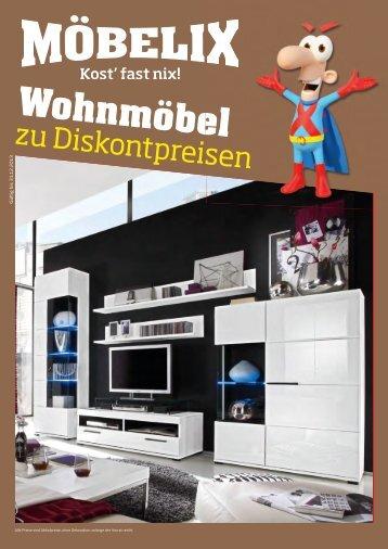 Wohnmöbel - Möbelix