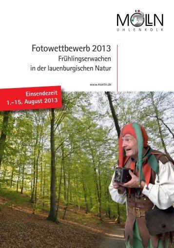 Fotowettbewerb 2013 - Stadt Mölln