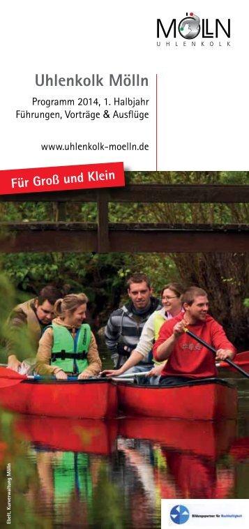 Programmheft 2014 1. Halbjahr - Mölln